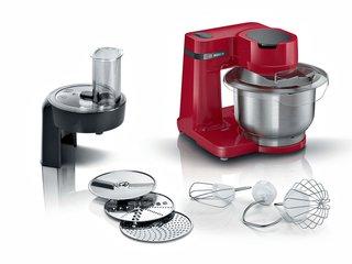 MUMS2ER01, Küchenmaschine, Rot