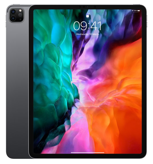 "Neues Apple iPad Pro (12,9"", Wi-Fi, 256 GB) - Space Grau (4. Generation)"