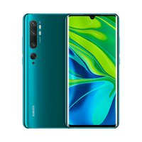 "Mi Note 10 Smartphone (16,43cm (6,47"""") 3D Curved AMOLED FHD+ Display, 128GB interner Speicher + 6GB RAM, 108MP KI-Penta-Rückkamera, 32MP"