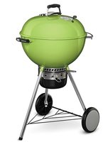 Master-Touch GBS Ø 57cm - Holzkohlegrill Spring Green