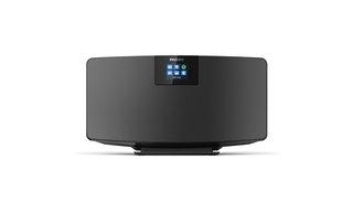 Internet-Radio, DAB+ Radio (WiFi, Mehrfach-Bluetooth, Spotify Connect, Alarmfunktion, Stereosound, TFT-Display, Schlankes Design),