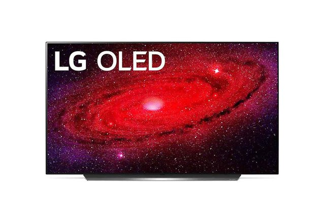 LG OLED55CX9LA 139 cm (55 Zoll) OLED Fernseher (4K, Dual Triple Tuner (DVB-T2/T,-C,-S2/S), Dolby Vision, Dolby Atmos, Cinema HDR, 100 Hz, Smart TV)