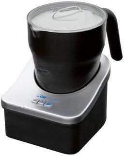 MS 3326, 3in1 Milchaufschäumer, Elektronik 3 Funktionsschalter, Milch warm und kalt aufschäumen, Milch erwärmen, Innen und außen