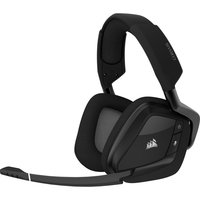 Void Elite RGB Wireless Gaming Headset (7.1 Surround Sound, Ultraniedrige Latenz, 12 Meter Reichweite, Omnidirektionales Mikrofon, iCUE