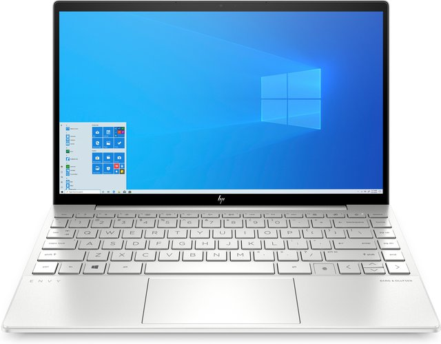 ENVY 13-ba0001ng (13,3 Zoll / FHD IPS) Laptop (Intel Core i7-10510U, 16GB DDR4 RAM, 512GB SSD, Nvidia GeForce MX350 2GB, Fingerprintsensor, Windows