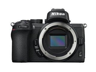 Z 50 Gehäuse Systemkamera 20.9 Megapixel, 8 cm Display Touchscreen, WLAN