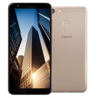 GS280 Smartphone ohne Vertrag (5,7 cm (Zoll), Full HD+ Display 18:9, 32GB Speicher, 3GB RAM, Android 8.1) gold