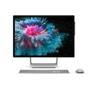 Surface Studio 2 - NVIDIA® GeForce® - 32GB / 2TB SSD i7 All-In-One-PC, Platin