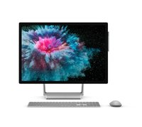 Surface Studio 2 - NVIDIA® GeForce® - 16GB / 1TB SSD i7 All-In-One-PC, Platin