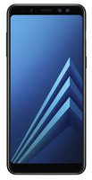 Galaxy A8 Smartphone, Enterprise Edition 32GB, Black, Deutsche Version