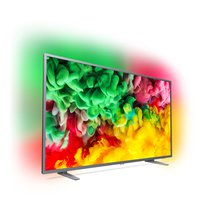 43PUS6703/12 108cm (43 Zoll) LED-Fernseher (Ambilight, 4K Ultra HD, Triple Tuner, Smart TV)