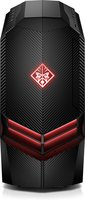 OMEN by HP 880-589ng Gaming-Desktop-PC (Intel Core i7-8700K, 32GB DDR4 HyperX RAM, 3TB HDD, 512GB SSD NVMe, Nvidia GeForce RTX 2080 8GB GDDR6, DVD-Writer, Windows 10) schwarz