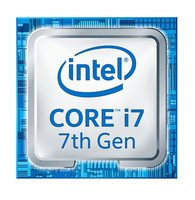 Core i7-7700 Prozessor der 7. Generation (bis zu 3.6 GHz mit Intel Turbo-Boost-Technik 2.0, 8 MB Intel Smart-Cache)