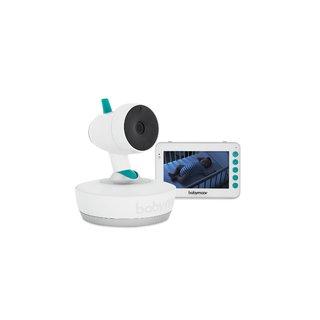 """Babyphone YOO-Moov - 360 Grad Kamera mit Fernsteuerung, 4,3"""" Bildschirm"""