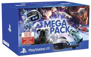 PlayStation Virtual Reality Mega Pack - Edition 1