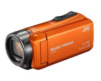 GZ-R435DEU SD Speicherkarten Camcorder orange