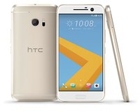 10 Smartphone (13,2 cm (5,2 Zoll) Super LCD 5 Display, 1440 x 2560 Pixel, 12 Ultrapixel, 32 GB, Android) topaz gold