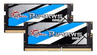 41GS3224-2016RV - 32 GB SO DDR4 2400 CL16 GSkill Ripjaws 2er Kit