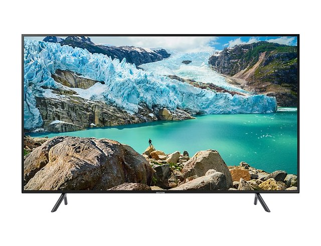 UE65RU7179 LED TV (Flat, 65 Zoll/163 cm, HDR 4K, SMART TV)