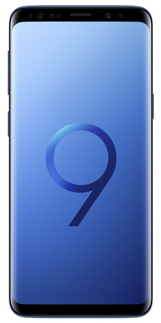 Galaxy S9 Smartphone (5,8 Zoll (14,7cm) 64GB interner Speicher, Dual SIM) - Deutsche Version