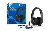 Sony Wireless Headset - Gold Edition