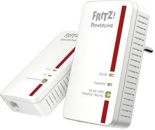 PL1240E WLAN - FRITZ!Powerline 1240E WLAN Set (2 Geräte)