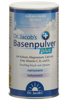 BASENPULVER plus Dr.Jacob's 300 g