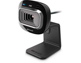 LifeCam HD-3000 (Webcam, Skype zertifiziert)