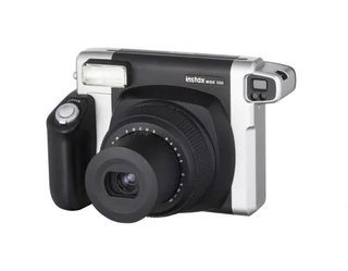 Instax Wide 300 Sofortbildkamera Schwarz