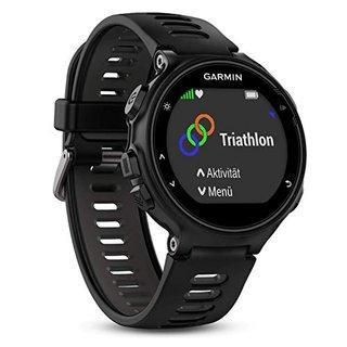 Forerunner 735XT-GPS-Uhr, schwarz/grau, M, 010-01614-06