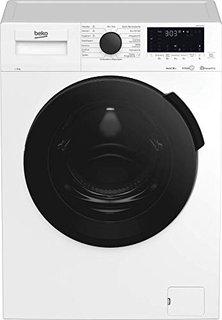WMC81464D1 Waschmaschine/Touch-Display/Startzeitvorwahl 0-24 h/AutoDosing,/schwarze XL-Tür/Bluetooth/ 10 Jahren Motorgarantie,