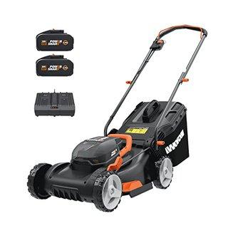 WG743E Akku-Rasenmäher 40V – Profi Rasenmäher mit Mulchfunktion & PowerShare Akku – Rasenmähen ohne Kabel – Ideal für Gärten bis 500m²