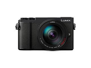 Lumix DC-GX9HEG-K Systemkamera (20 MP, Dual I.S., Klappsucher, 4K, Touchscreen, 14-140 mm Objektiv, schwarz)
