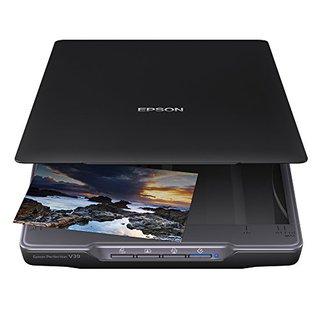 Perfection V39 Scanner (A4, 4800 x 4800 dpi) schwarz