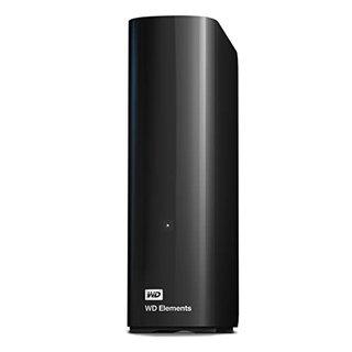 4TB Elements Desktop externe Festplatte USB3.0 -WDBWLG0040HBK-EESN