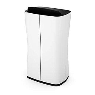 Entfeuchter Theo, 10 Liter/ 24 Stunden, schlankes Design, Hygrostat für zielgerichtete Raumentfeuchtung, gegen Feuchtigkeit und Schimmel,