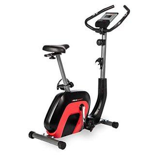 Heimtrainer Racer 2000, Ergometer,Fitnessbike, Display mit Bluetooth+Touch Funktion, 8-fach verstellbarer Widerstand, integr.