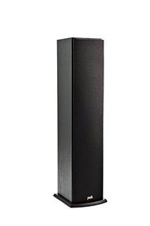 T50 Standlautsprecher, HiFi Lautsprecher für Musik und Heimkino Sound, passiver Full Range Lautsprecher, 20 - 150 Watt, 8 Ohm, 38Hz – 24kHz
