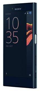 Xperia XCompact Smartphone (11,7 cm (4,6 Zoll), 32 GB Speicher, Android 6.0) Universe Black