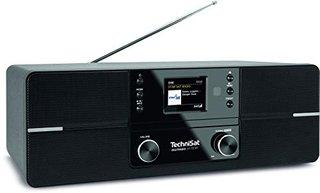 DIGITRADIO 371 CD BT - Stereo Digitalradio (DAB+, UKW, CD-Player, Bluetooth, Farbdisplay, USB, AUX, Kopfhöreranschluss, Kompaktanlage,