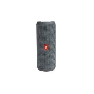 Flip Essential Bluetooth Box in Grau – Wasserdichter, portabler Lautsprecher mit herausragendem Sound – Bis zu 10 Stunden kabellos Musik abspielen