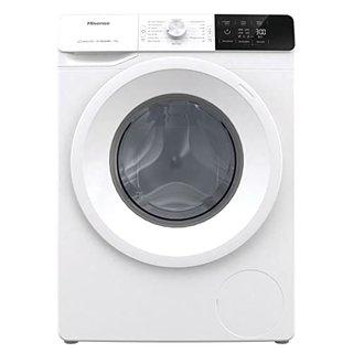 WFGE70141VM/ S Waschmaschine mit Dampf/ Inverter Motor/ Aqua Stop/ Slim Line/ 7kg/ Automatikprogramm/ ECO-Programm, Weiß